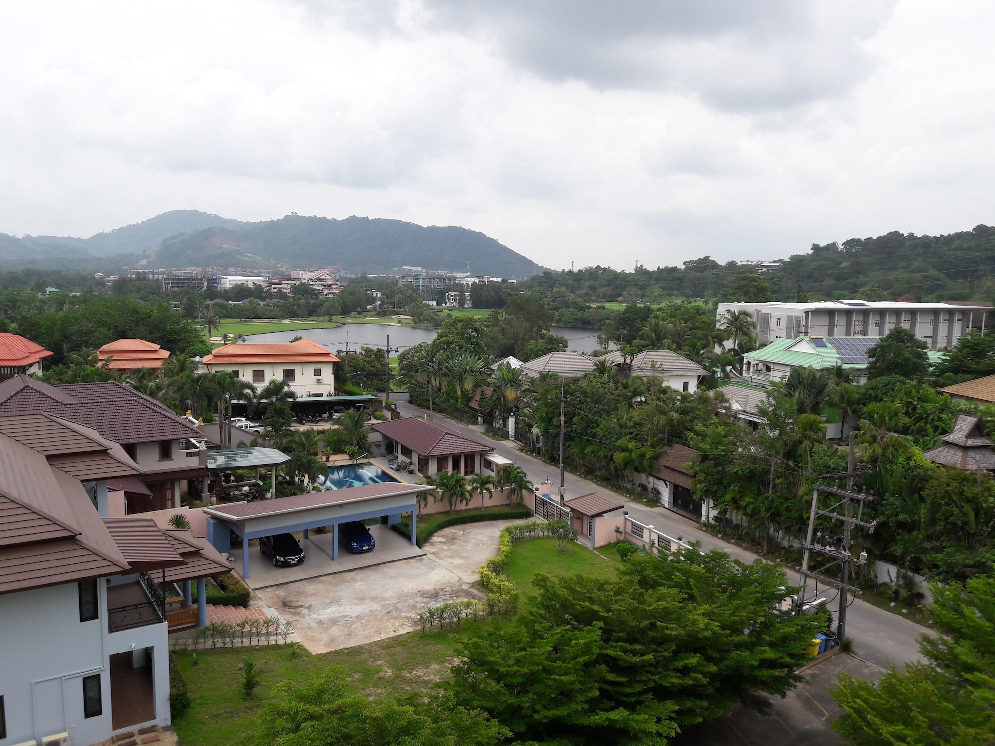 The Green Golf Residence Condominium, Pulau Phuket