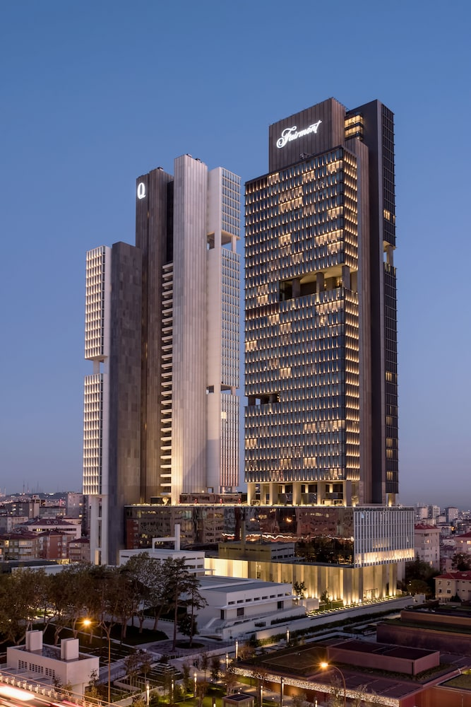 Fairmont Quasar Istanbul, Featured Image