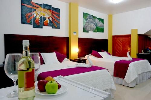 HOTEL BRISAS DEL PACIFICO, Santa Cruz