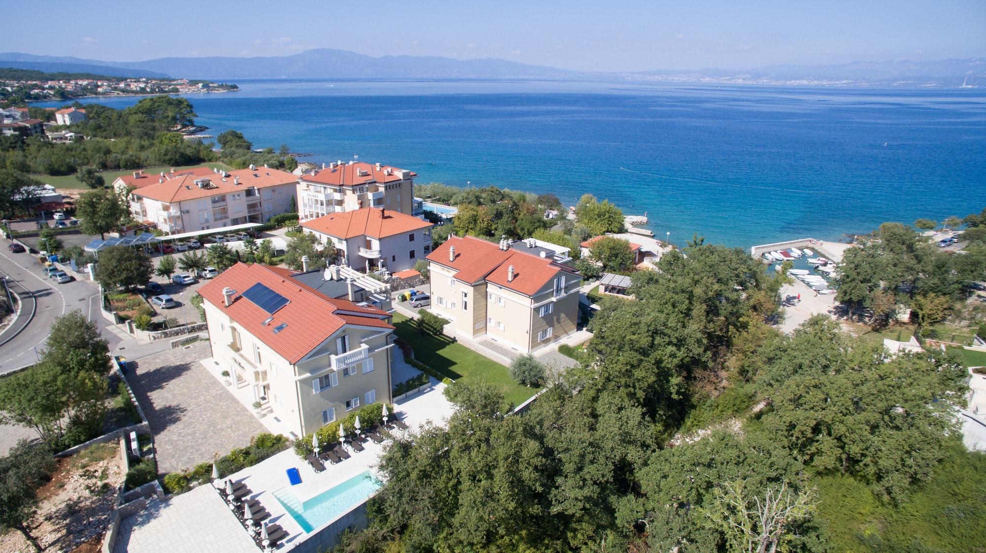 Luxury Villa Mande, Malinska-Dubašnica