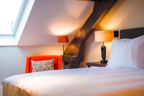 Antwerpia - Hotel FRANQ - z Krakowa, 7 kwietnia 2021, 3 noce