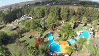 Termas y Hotel Posada del Siglo XIX - Aerial View  - #0