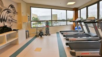 Comfort Hotel Sao Caetano - Fitness Facility  - #0