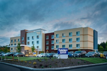 Fairfield Inn & Suites by Marriott Tacoma DuPont photo