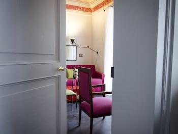 Palazzo Melfi Suite - Hotel - Living Room  - #0