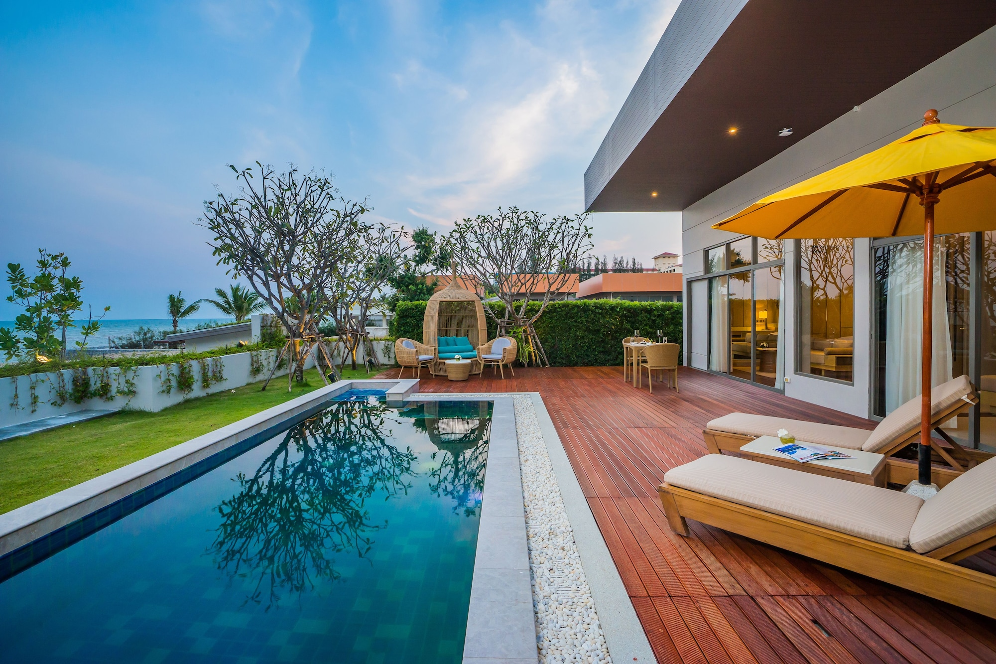 AVANI Two Bedroom Seaview Pool Villa