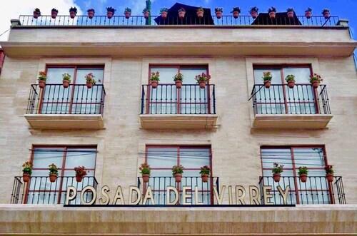 Hotel Posada del Virrey, Coatepec
