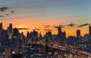 Aloft Long Island City - Manhattan View - City View  - #0