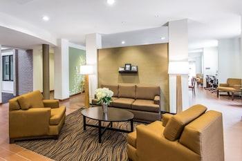 Lobby at Sleep Inn Dallas Love Field-Medical District in Dallas