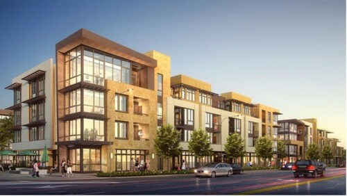 . Global Luxury Suites at Mountain View