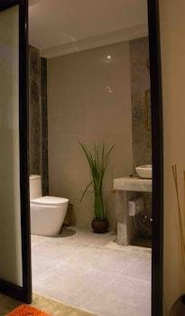 Bambuh Boutique Homestay - Bathroom  - #0