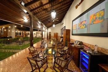 Hotel La Posada del Doctor - Interior Entrance  - #0