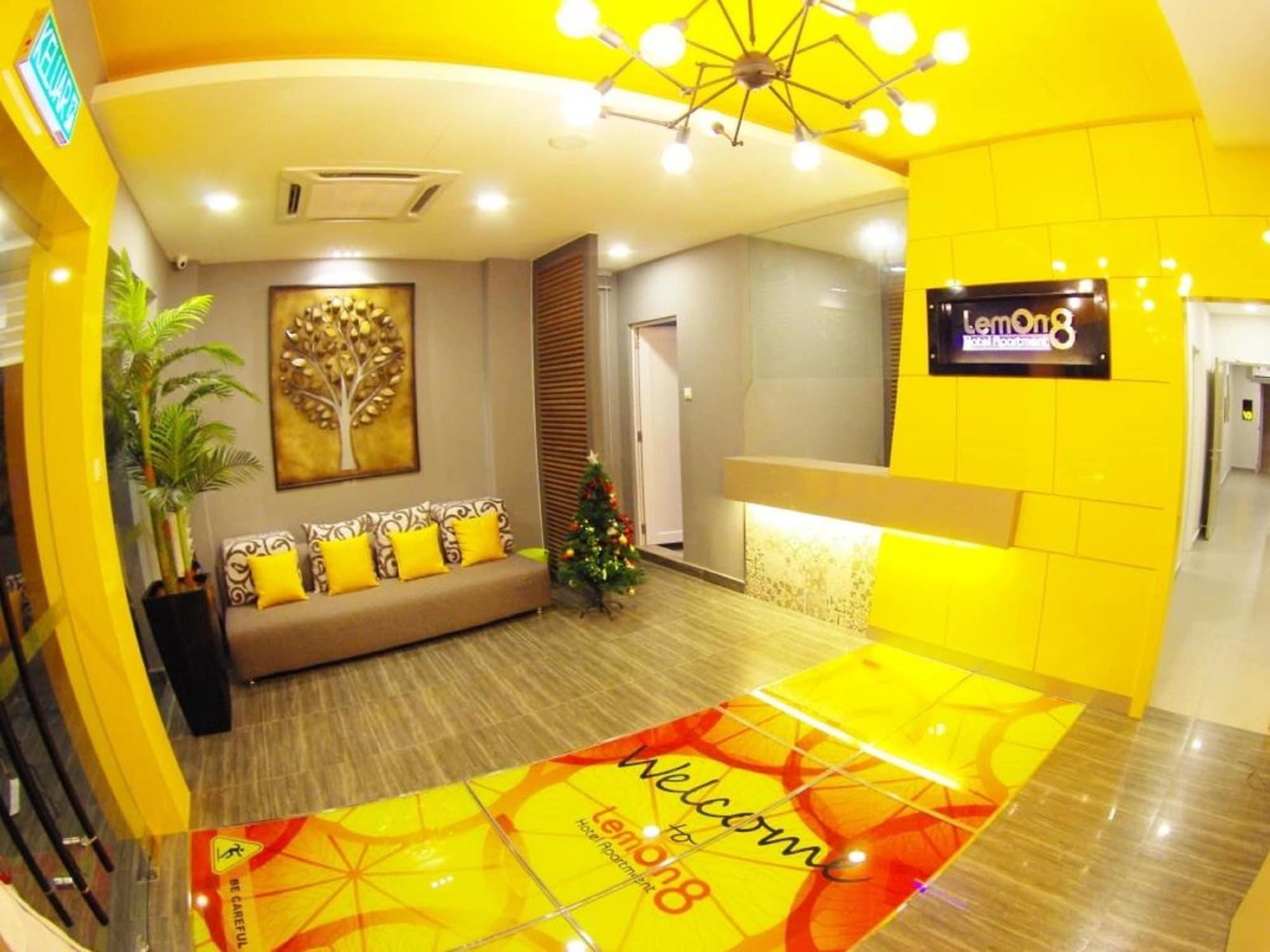 Lemon8 Hotel Apartment, Kota Melaka