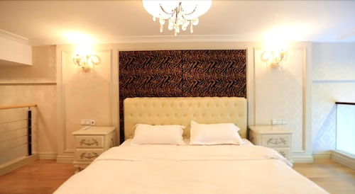 Qingdao Oushenglanting Resort Apartment (Golden Beach Branch), Qingdao