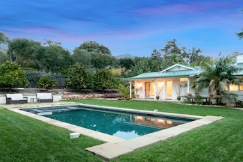 4BR 2 5BA Montecito Luxury Home Pool Sleeps 8 by RedAwning