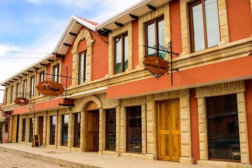 . Hotel Jardines de Uyuni