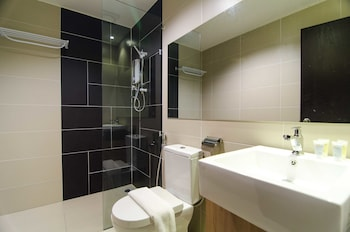 Mornington Hotel Soon Choon - Bathroom  - #0