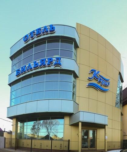 Hotel Kruiz, Krasnodar gorsovet
