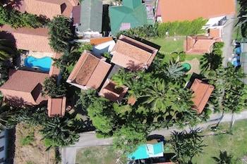 Villa Baan Tukae by Holiplanet - Aerial View  - #0