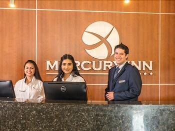 Hotel Mercury Inn - Reception  - #0