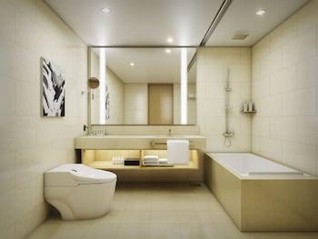 Hotel The Born Jeju - Bathroom  - #0