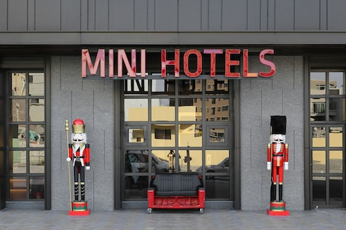 MINI HOTELS (Feng Jia Branch), Taichung