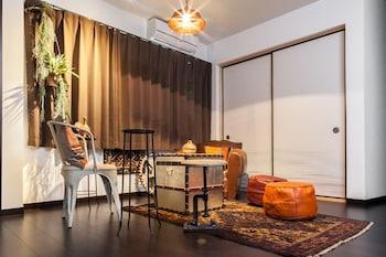 SHUKUSAI ART STAY IN TOFUKUJI Room