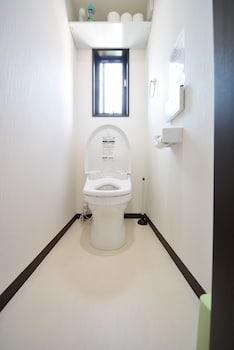 SHUKUSAI ART STAY IN TOFUKUJI Bathroom