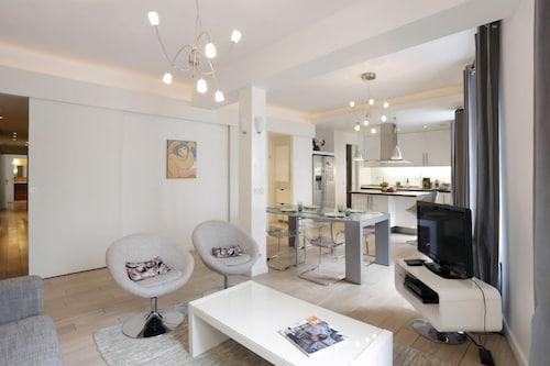 Designer Stay - Montparnasse, Paris