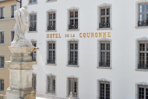 La Couronne Hotel Restaurant, Solothurn