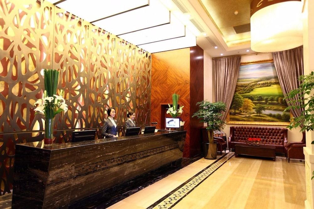 インナー モンゴリア ホテル フォービドゥン シティ (内蒙古宾馆)