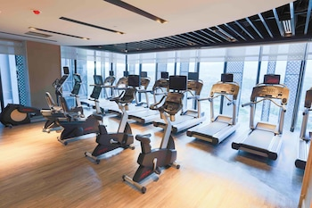 BAI HOTEL CEBU Gym