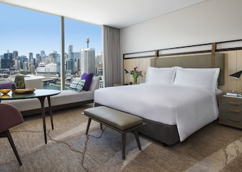 雪梨達令港索菲特飯店 Sofitel Sydney Darling Harbour