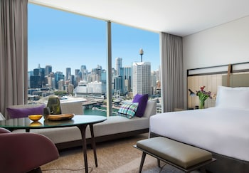 Superior Room, 1 King Bed, Harbor View (Club Millésime Benefits)