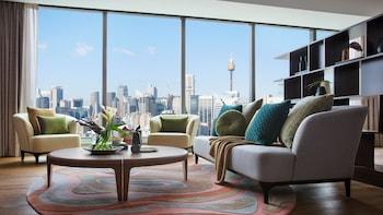 Suite, 1 King Bed (Bellerive - Club Millésime Benefits)