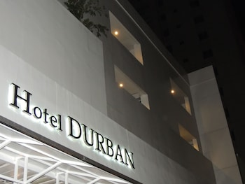 HOTEL DURBAN Front of Property