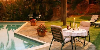The Palms Guesthouse - Outdoor Dining  - #0