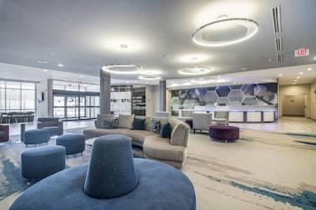 奧克拉荷馬城市中心萬豪春季山丘套房飯店 SpringHill Suites by Marriott Oklahoma City Downtown
