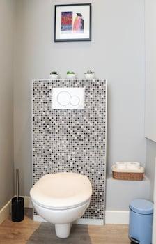 La Salamandre une suite élégante - 5 Stars Holiday House - Bathroom  - #0