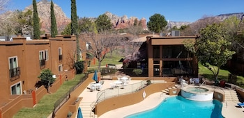 Hotel - Villas of Sedona, a VRI Resort