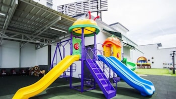 A Plus Boutique Hotel - Childrens Play Area - Outdoor  - #0