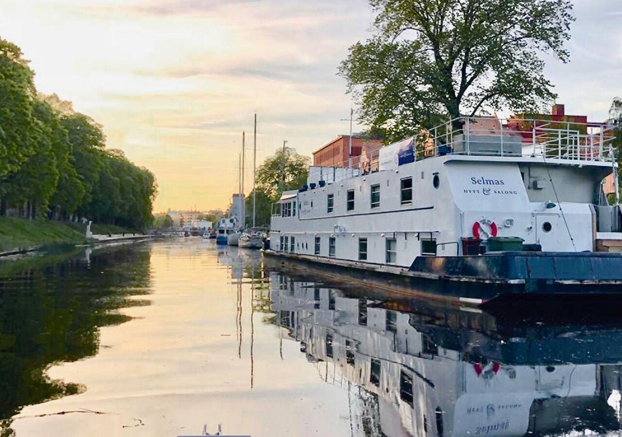 Selmas Hytt & Salong, Uppsala
