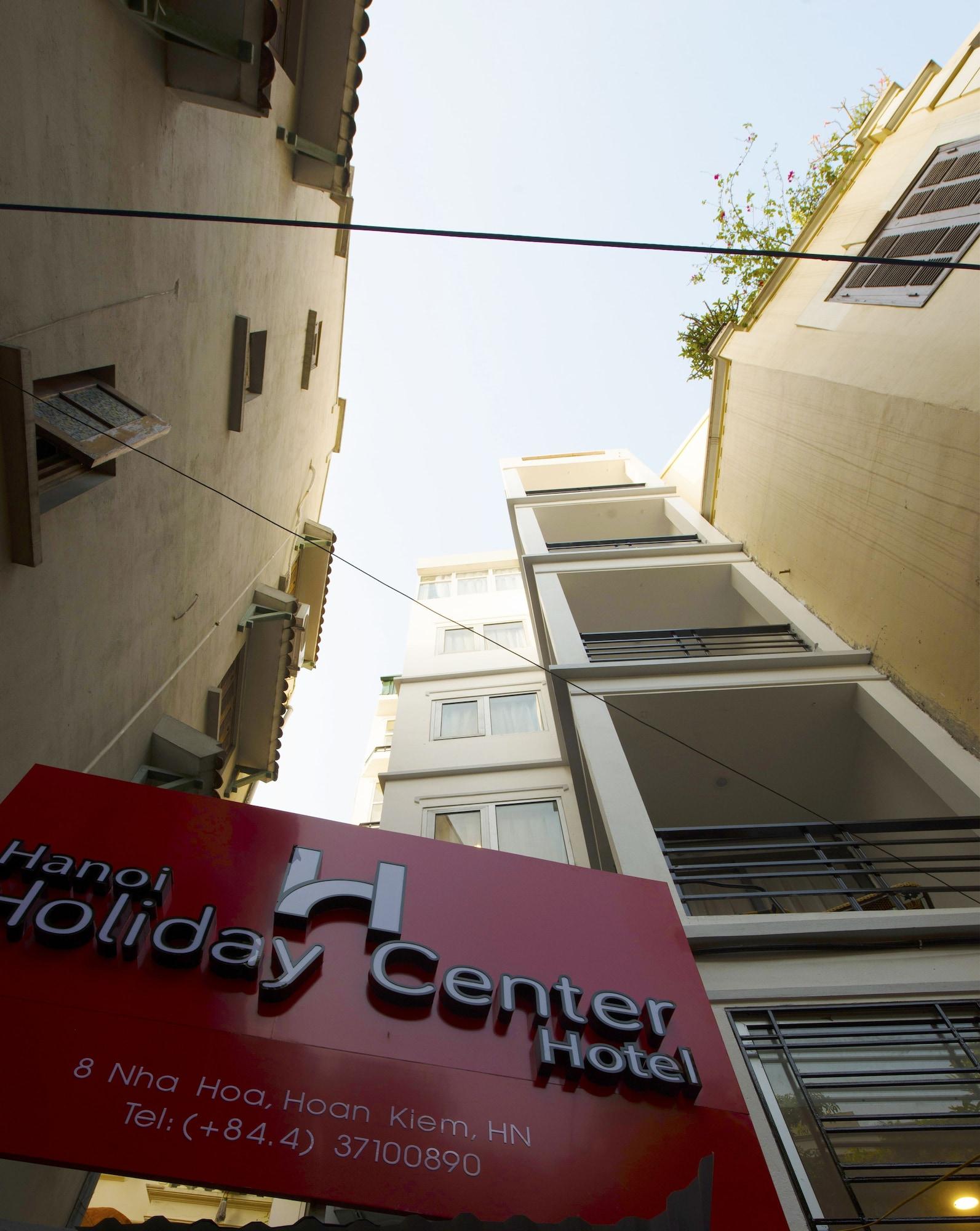 Hanoi Holiday Center Hotel, Hoàn Kiếm
