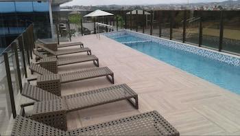 蘇阿普黃金海岸城際飯店 Intercity Suape Costa Dourada