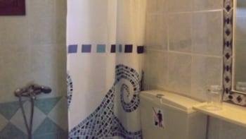 Pefka Studios & Apartments - Bathroom  - #0