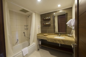 Kirman Leodikya Resort - All Inclusive - Bathroom  - #0