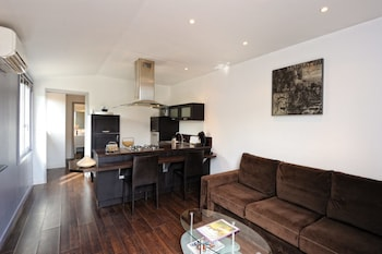 Apartment, 1 Bedroom, Poolside