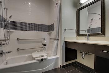 Studio Suite, 1 King Bed, Accessible, Kitchen (Mobility, Bathtub)