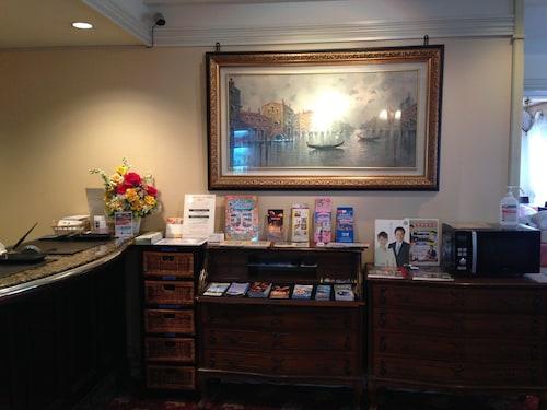 Creston Hotel, Iwaki