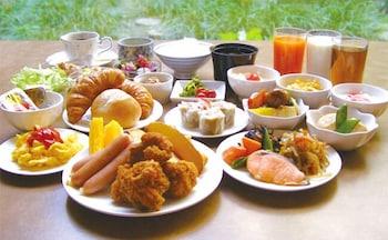 Hotel Crown Hills Takefu - Food and Drink  - #0